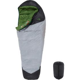 The North Face Green Kazoo Sleeping Bag Herre high rise grey/adder green